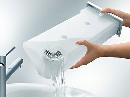 Agua condensador secadora