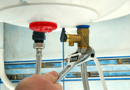reparación termo eléctrico
