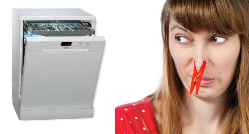 mal olor lavavajllas