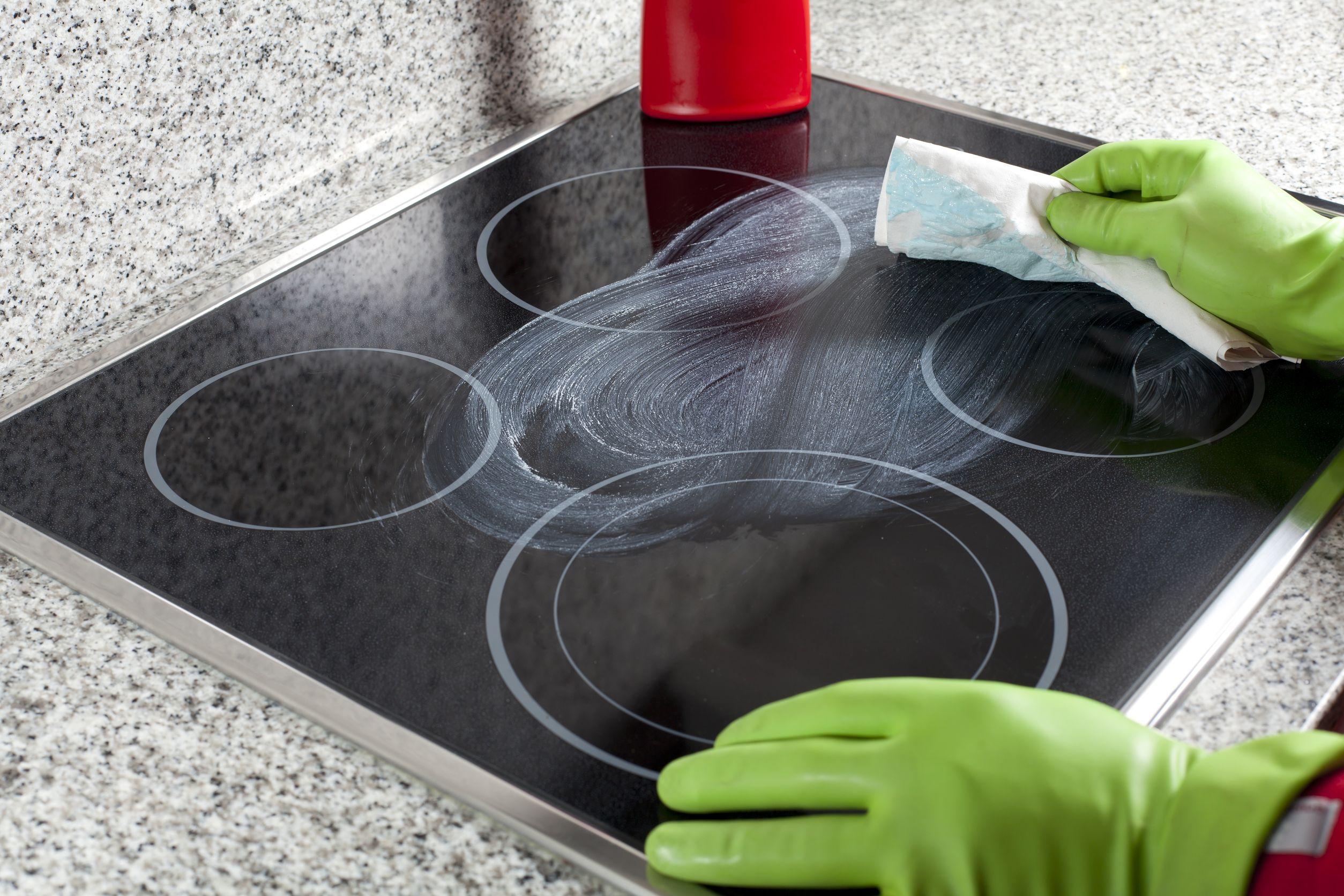 vitrocerámica arañazos