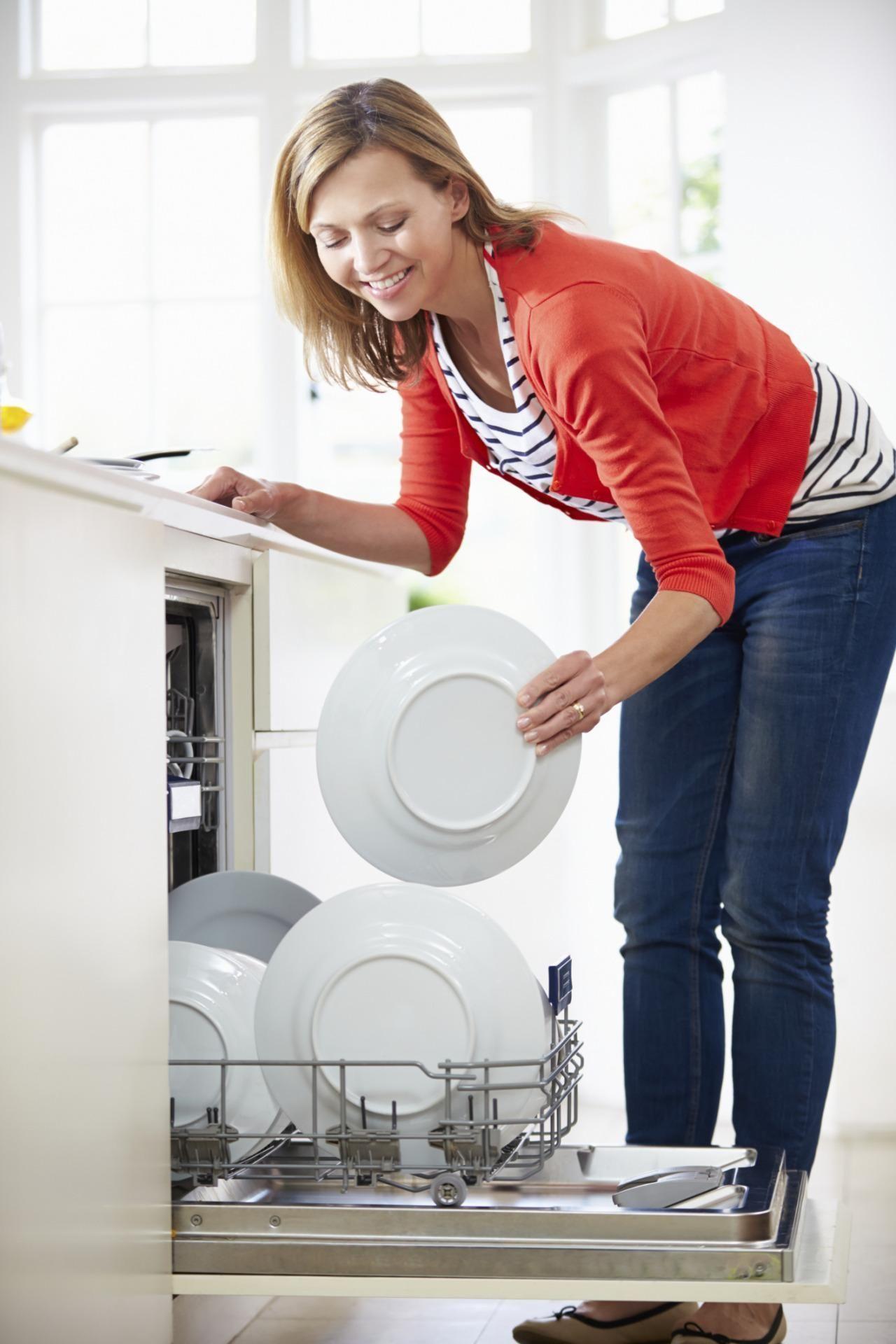 ¿Cómo llenar tu lavavajillas?