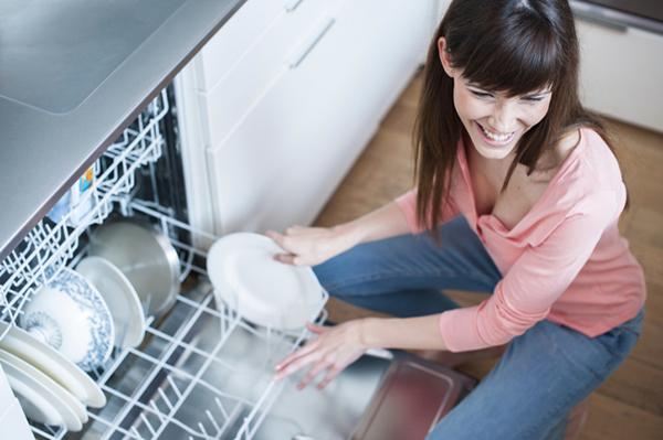Problemas frecuentes del lavavajillas